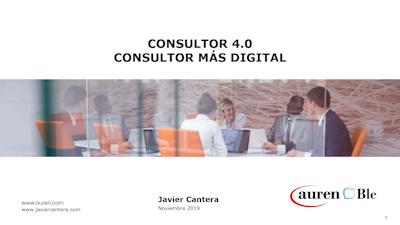 CONSULTOR 4.0 CONSULTOR MÁS DIGITAL