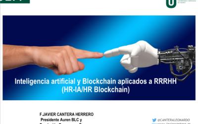 Inteligencia artificial y Blockchain aplicados a RRHH