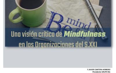 Una visión crítica del Mindfulness en las organizaciones del S XXI